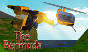 The Bermuda (Commision) by IBarrageI