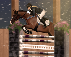 RWES Event // Show Jumping by PartilleHSC