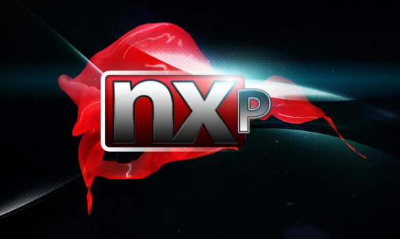 nxproductions official wallpaper by nxproductions