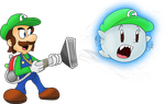 That's Luigi's job by JuacoProductionsArts