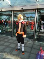 MCM London 2012 Viral by MJ-Cosplay