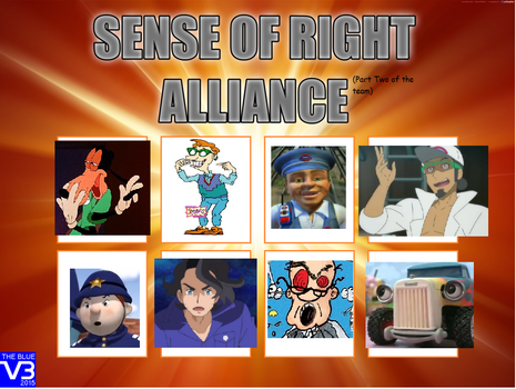 My Sense Of Right Alliance (2) by RetroPokeFan