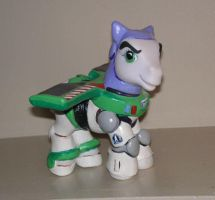 Buzz Lightyear by TealCustoms