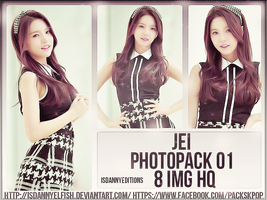 Jei (FIESTAR) - PHOTOPACK#01 by JeffvinyTwilight