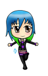 Chibi Alister .:CommissionforCloudSeph: by SerahRose