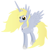 Princess Derpy by REPLAYMASTEROFTIME