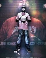 Josh Howard Poster by K1lluminati