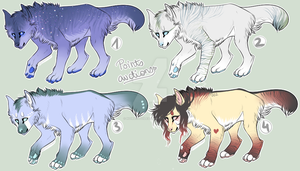 {AUCTIONS} Points Adoptables! {ENDED!} by nebulAeva