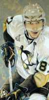 Sidney Crosby 3 by skepticmeek