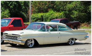 A 1959 Chevy Bel-Air by TheMan268