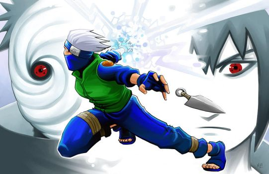 Kakashi v.2 by MasonEasley