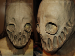 Scarecrow Mask WIP by PlaceboFX