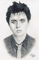 .billie joe armstrong. by GreenDayFanatics