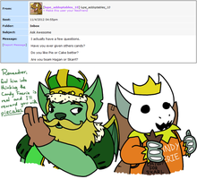 Ask Awesome 15 by Noobynewt