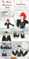 The Bored Adventures of Axel 1 by YinDeity