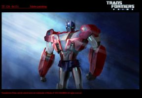 Transformers Prime Season 1 by chvacher