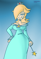 Princess Rosalina Redux by ScoBionicle99