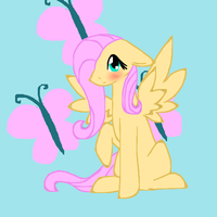 Fluttershy by The-Roaming-Spirit