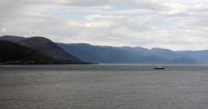 Sailing the fjords to Skjolden 03 by abelamario
