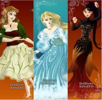 The Goddesses of Raven Hill by mynameisqwerty