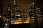 Circular Quay by night 1 by wildplaces