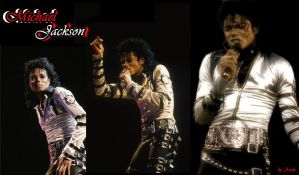Michael Jackson Wallpaper II by Andut