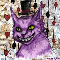 Re Cheshire Cat by The-demons-heart