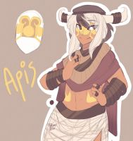 :OC: Apis by Drawing-Heart