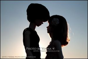Silhouette by yenna-photo
