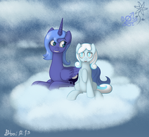 Winter Sky by bossboi