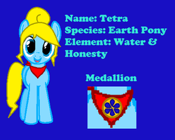 MLP: Guardian Profile - Tetra by MidnaCookies1425