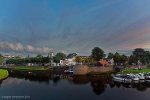 The blue hour by nomad666