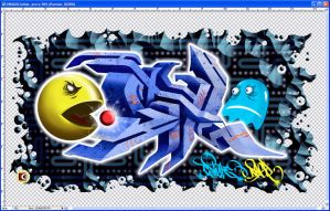 CStyle.PACMAN by c0nr4d