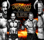 WWE Judgment Day Cesaro Vs Lesnar IronMan by SoulRiderGFX