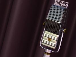 KE7DBX Microphone by Mackingster