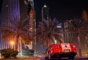 Waiting in Dubai by teuphil