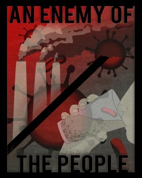 Enemy of the People by AprilsDesigns