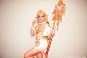 Elf Lineage cosplay by Ytka Matilda by YtkaMatilda