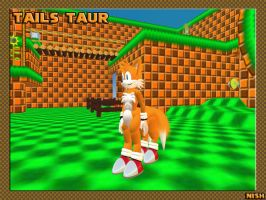 Tails Taur by BrownFox