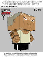 Cubeecraft - Scar - FMA by AnimeShark20