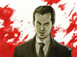 Moriarty by nillia