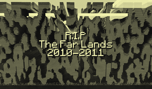 R.I.P The Far Lands by LockRikard