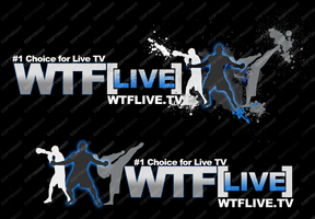 WTF Live Logo by fireproofgfx