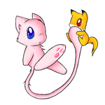 :: Mew + a Cat? :: by ReiXt