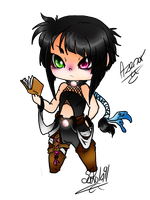Azenor Chibi by Sako1991