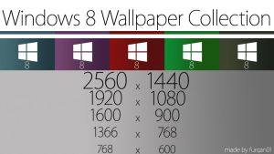 Windows 8 Wallpaper Collection #14 by furqan01