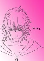 Marluxia - I'm Sorry by ForeverSonu