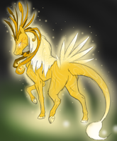 The Light of Rebirth by FayeleneFyre