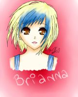 My Friend Brianna by jos21luv