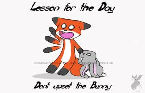 Lesson for the day by Sweet-Fox-Wings